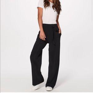 Lululemon Noir Pants in Black